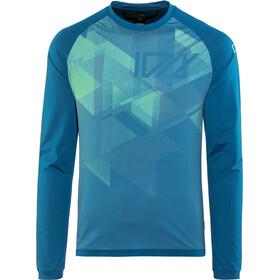 ION Traze AMP maglietta a maniche lunghe Uomo blu